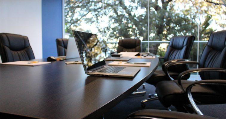 La utilidad de una sala de reuniones