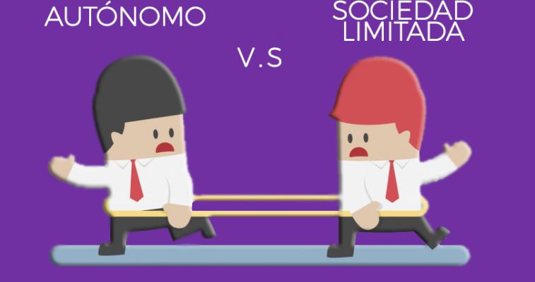 Autónomos VS Sociedad Limitada