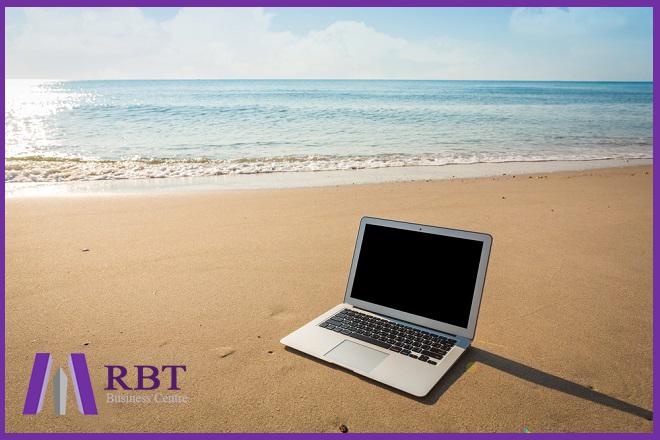 ¿Oficina Virtual y Vacaciones?
