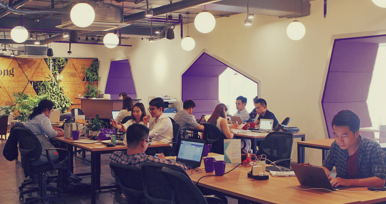 Coworking, las oficinas del futuro